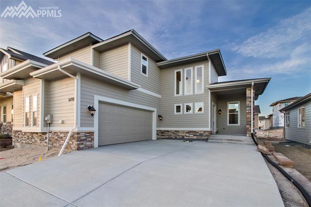 6788 Black Saddle Drive, Colorado Springs, CO 80924