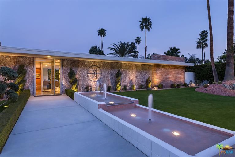 Mid century modern palm springs homes for sale for Palm springs mid century modern homes for sale