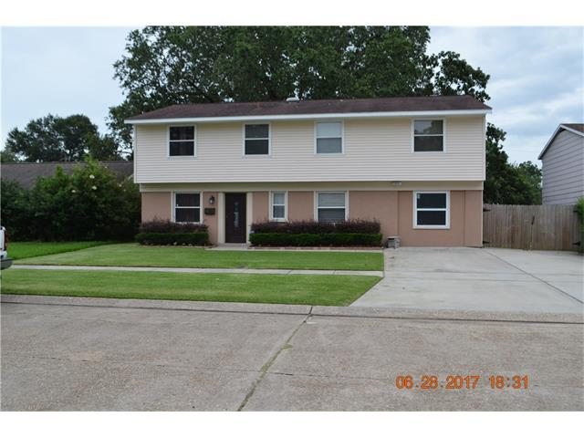 417 HOLY CROSS Place, Kenner, LA 70065