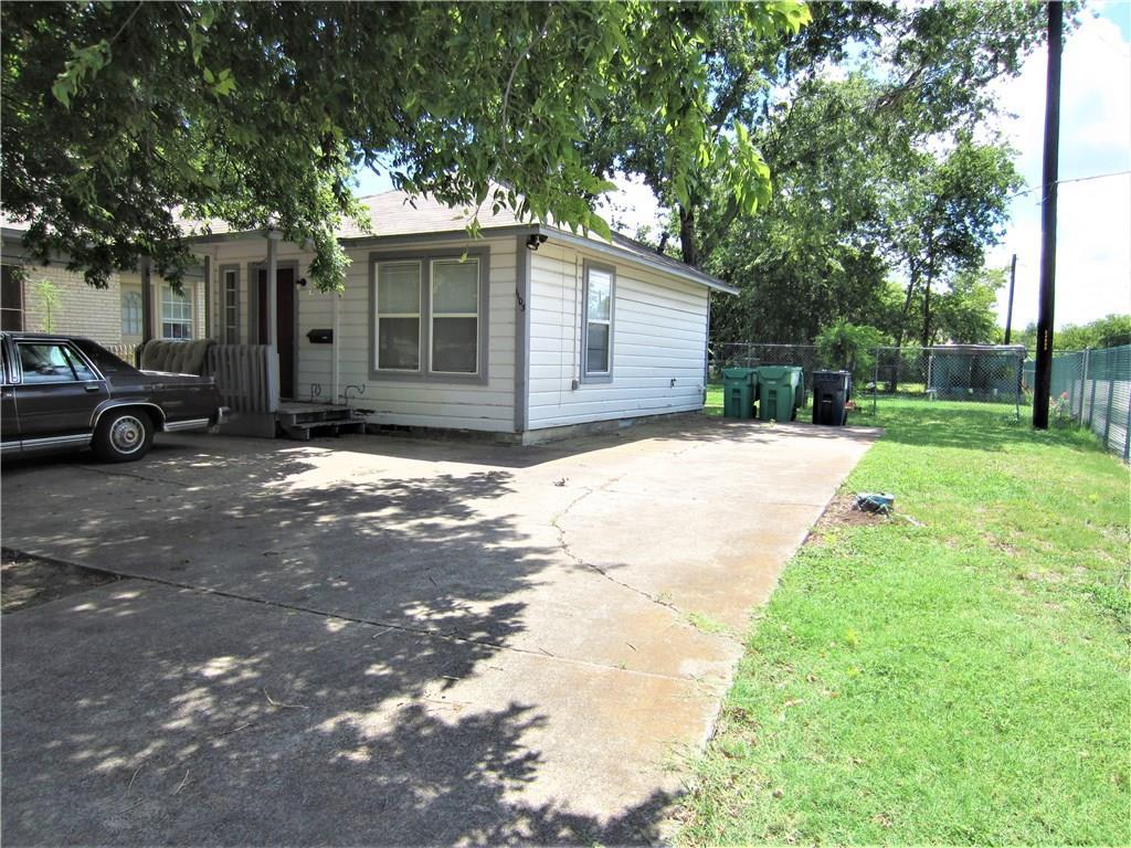 1103 Fulton Street, Denton, TX 76201