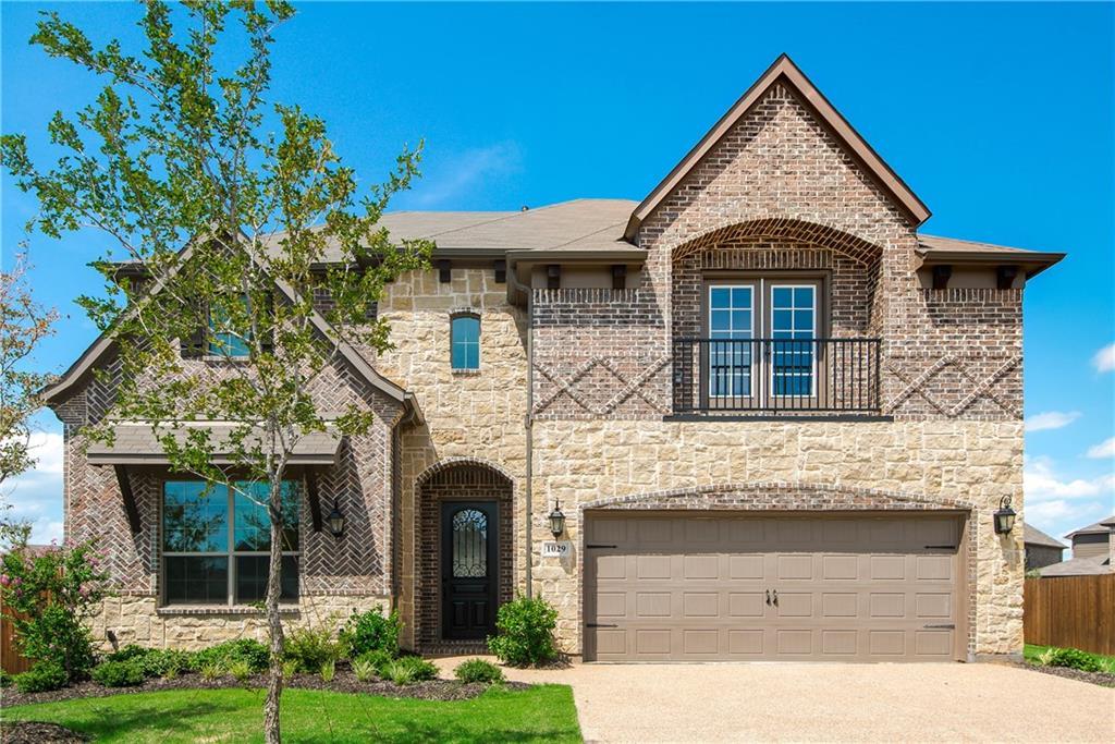 1029 Modesto Court, Lewisville, TX 75067