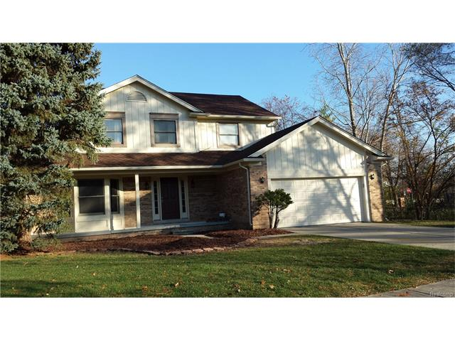 58 MIRACLE, Troy, MI 48084