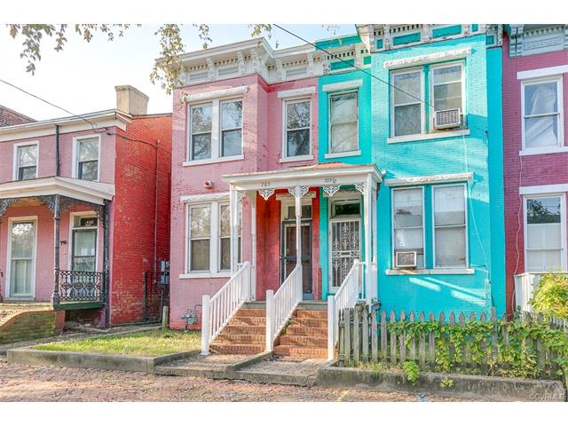 705 1/2 W Clay Street, Richmond, VA 23220