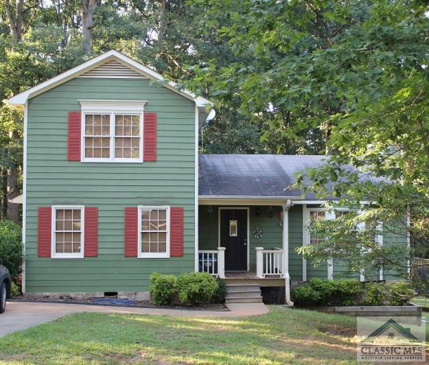 1231 Travis Drive, Watkinsville, GA 30677