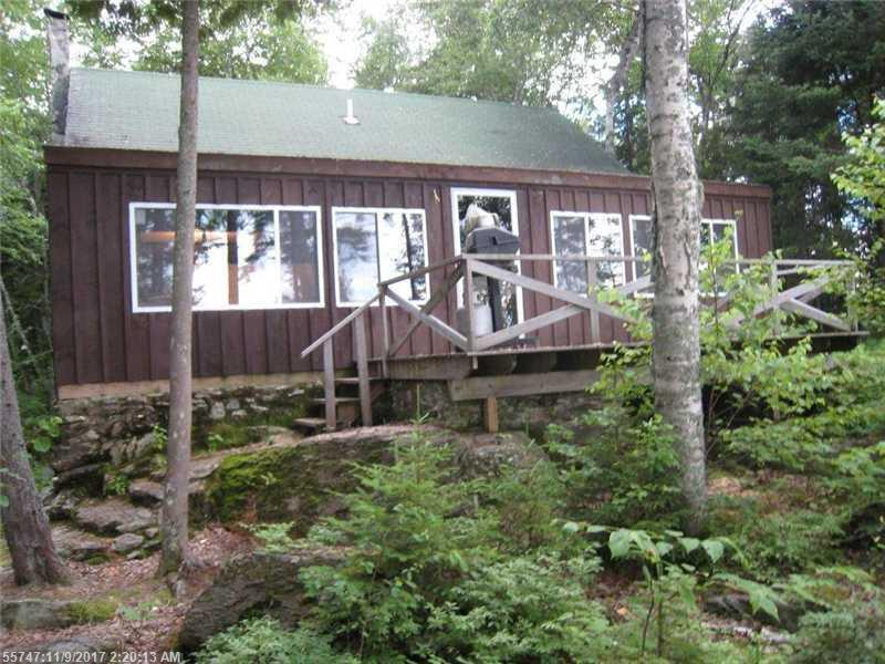 17 Upper Narrows Road, Long Pond Twp, ME 04945