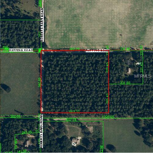 RUFFING ROAD, DADE CITY, FL 33523