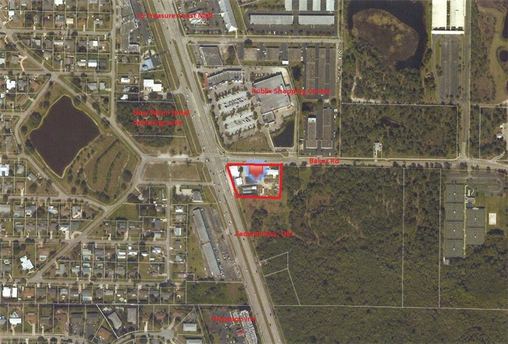 1405 NW Federal Highway, Stuart, FL 34994