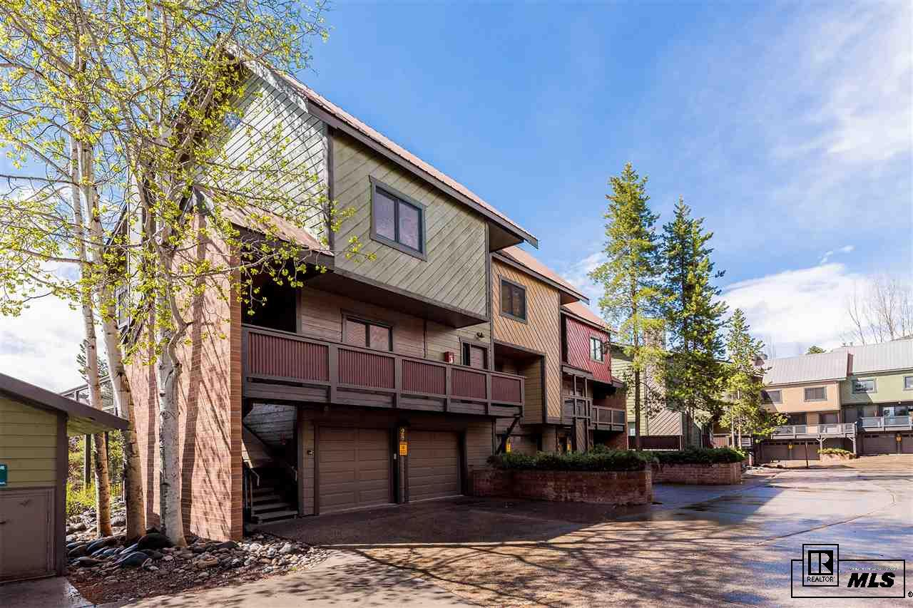 2650 Medicine Springs Drive, #28, Steamboat Springs, CO 80487