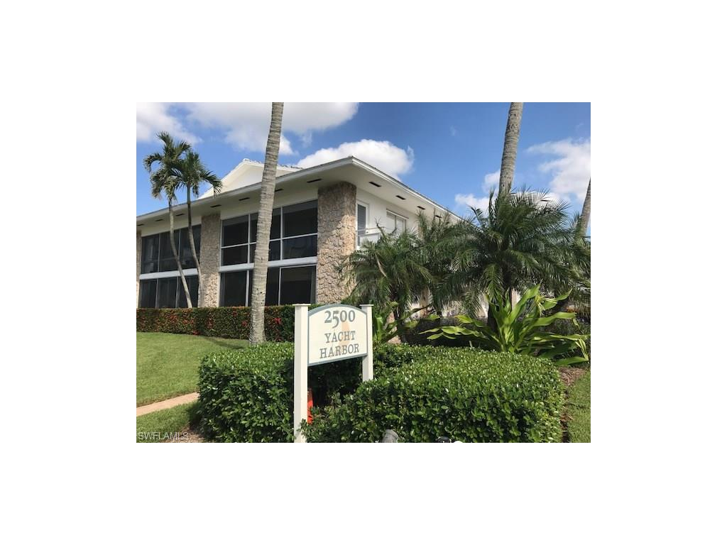 2500 Gulf Shore BLVD N N2, NAPLES, FL 34103
