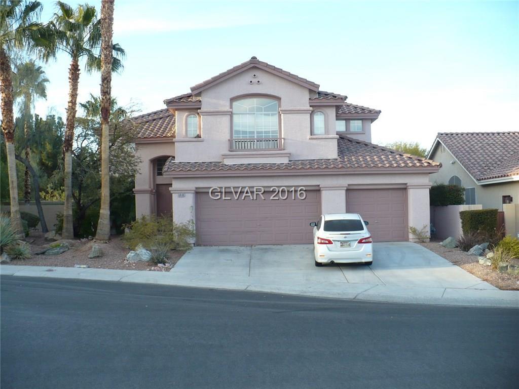 8444 DESERT QUAIL Drive, Las Vegas, NV 89128