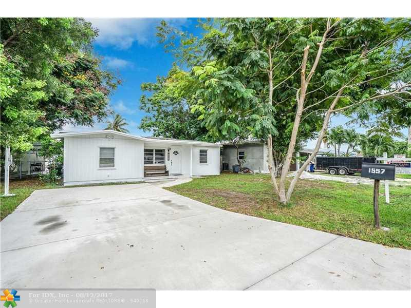 1557 NE 26th Ct, Pompano Beach, FL 33064