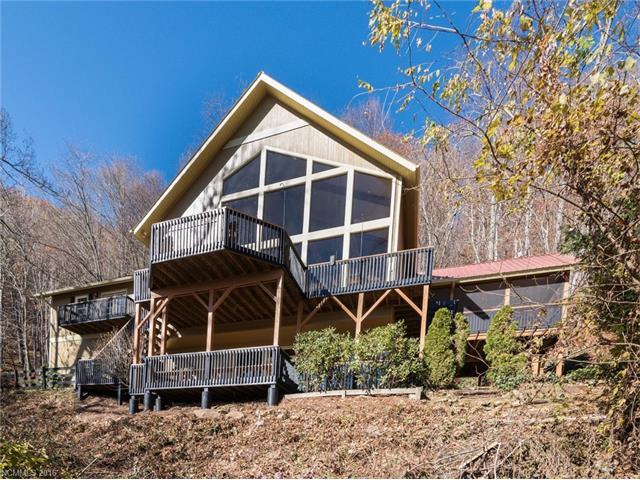 126 Logging Trail, Maggie Valley, NC 28751