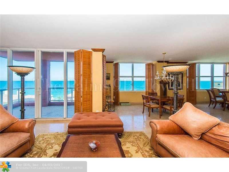 2100 N OCEAN  BL 9B, Fort Lauderdale, FL 33305