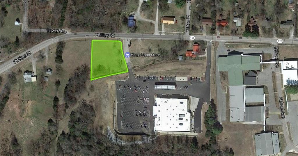 Phillips Lot 2 ST, West Fork, AR 72774