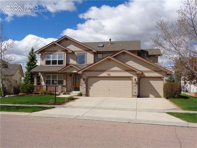 2631 Emerald Ridge Drive, Colorado Springs, CO 80920