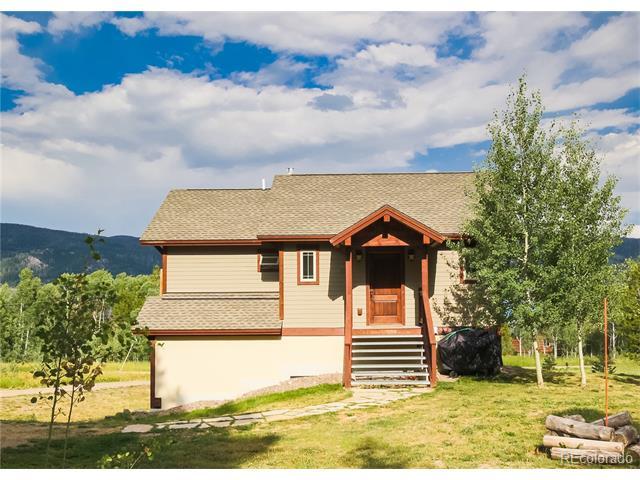 20890 Filly Trail, Oak Creek, CO 80467
