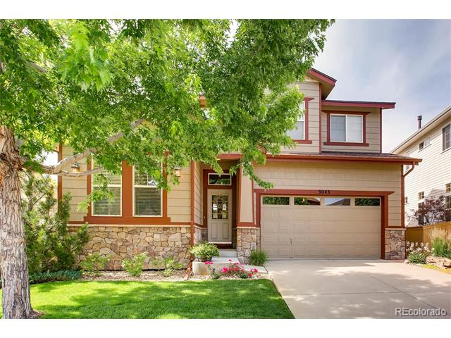 3043 Spearwood Drive, Highlands Ranch, CO 80126