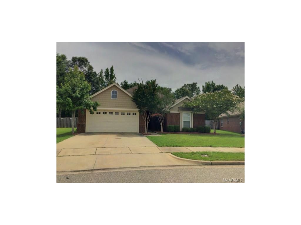 3706 CLAIBORNE Circle, Montgomery, AL 36116