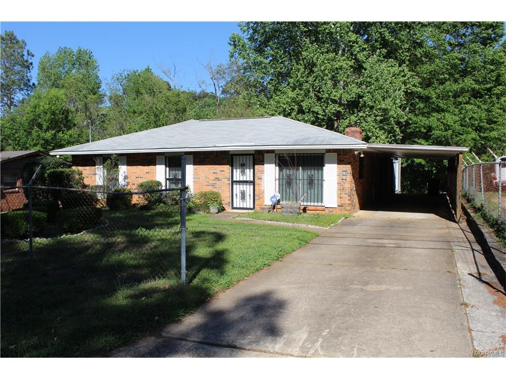 3308 TYLER Road, Montgomery, AL 36110
