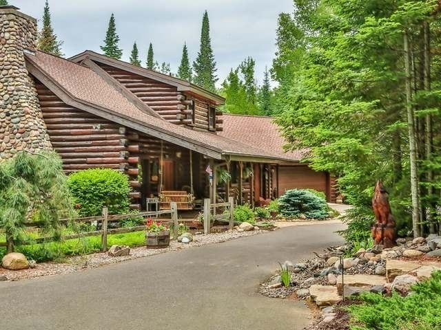 9111 THOROUGHFARE RD, Minocqua, WI 54548