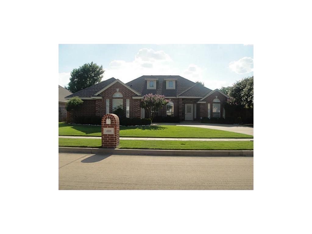 4110 Cory Lee Court, Arlington, TX 76015