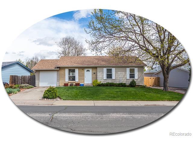 4482 S Alkire Street, Morrison, CO 80465