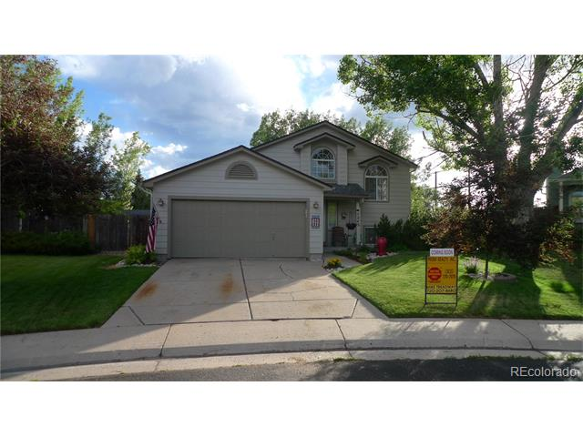 5242 E Sandpiper Avenue, Castle Rock, CO 80104
