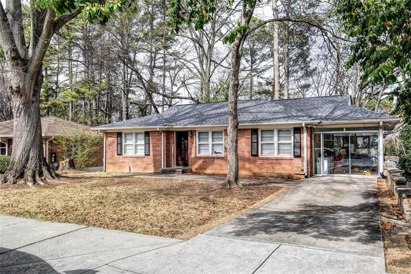 576 NE Wimbledon Road, Atlanta, GA 30324