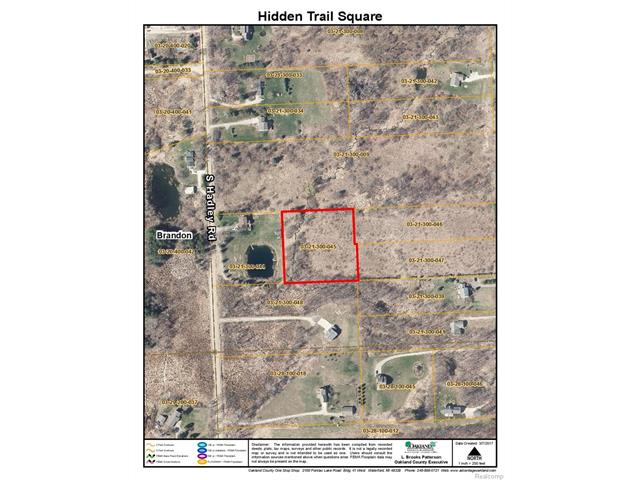 000 Hidden lake trail, Brandon Twp, MI 48462