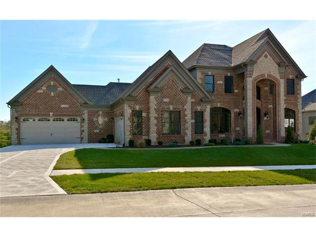 16902 Bottlebrush  (Lot 1) Court, Chesterfield, MO 63005