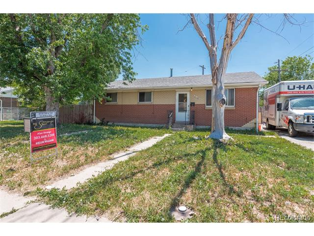 6140 Stockley Avenue, Commerce City, CO 80022