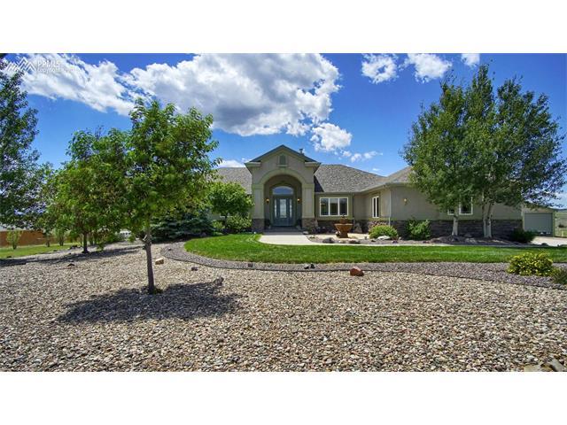 18090 Bar X Road, Colorado Springs, CO 80908