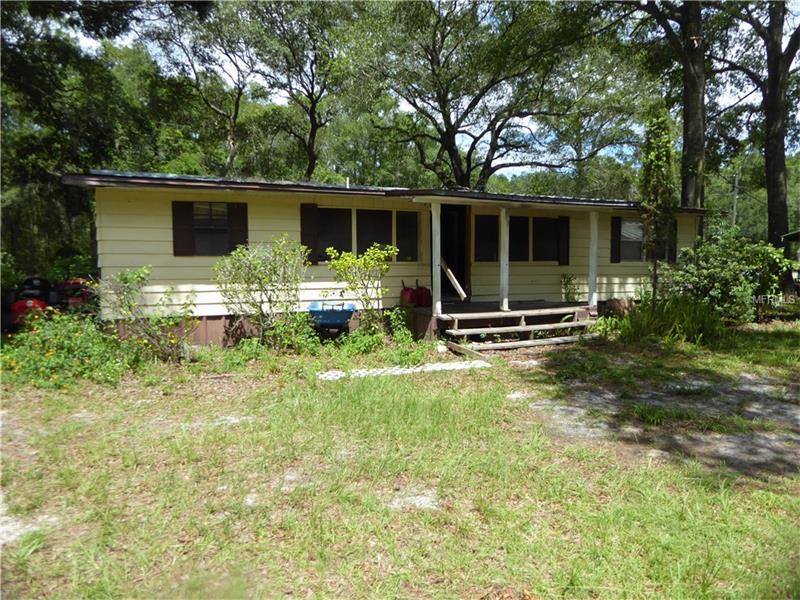 9729 FLORIDA STREET, FANNING SPRINGS, FL 32693