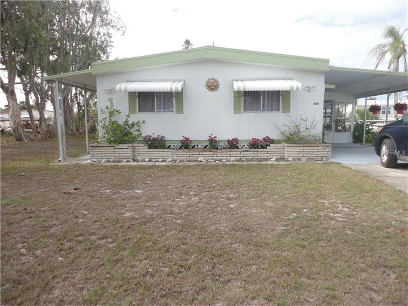 160 VIA MADONNA, ENGLEWOOD, FL 34224