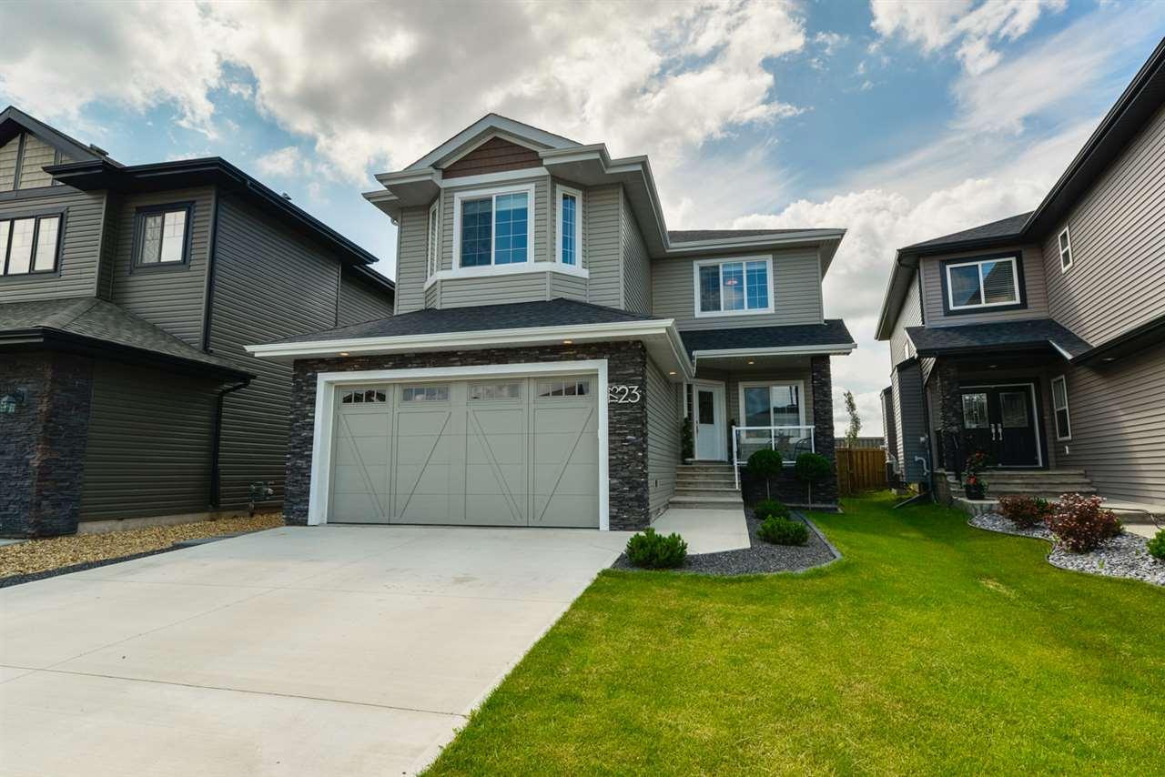 17323 11 Avenue, Edmonton, AB T6W 1Z5