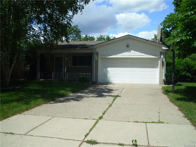 5265 MANSFIELD Avenue, Sterling Heights, MI 48310