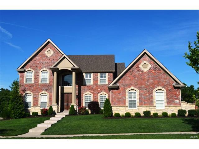 1057 Arbor Grove Court, Chesterfield, MO 63005