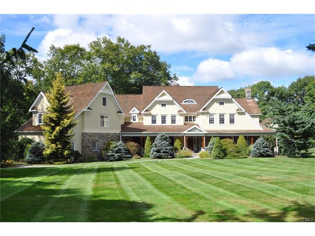 Single Family Home for Sale at 179 Peaceable Ridge Road Ridgefield, Connecticut,06877 United States
