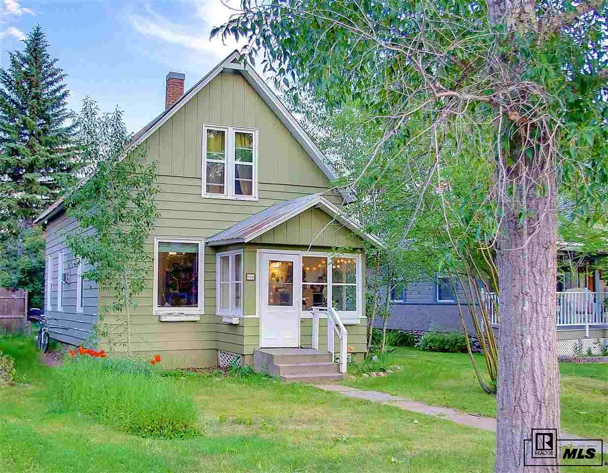 426 7th St, Steamboat Springs, CO 80487