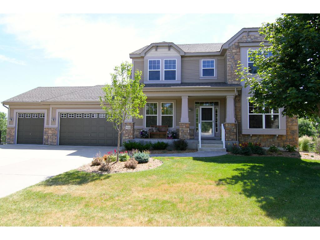 6415 Hearthstone Avenue S, Cottage Grove, MN 55016