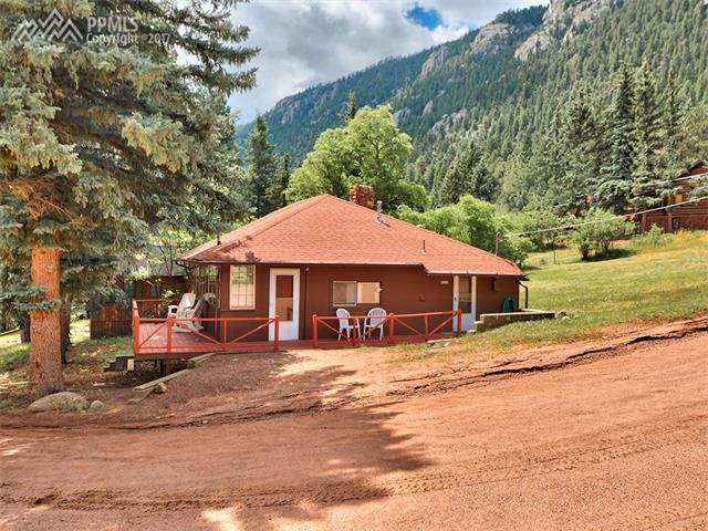 6796 Pine Street, Green Mountain Falls, CO 80819