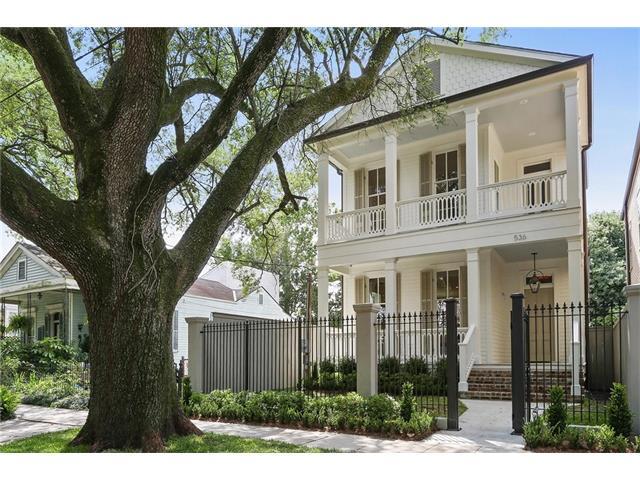 536 NASHVILLE Avenue, New Orleans, LA 70115