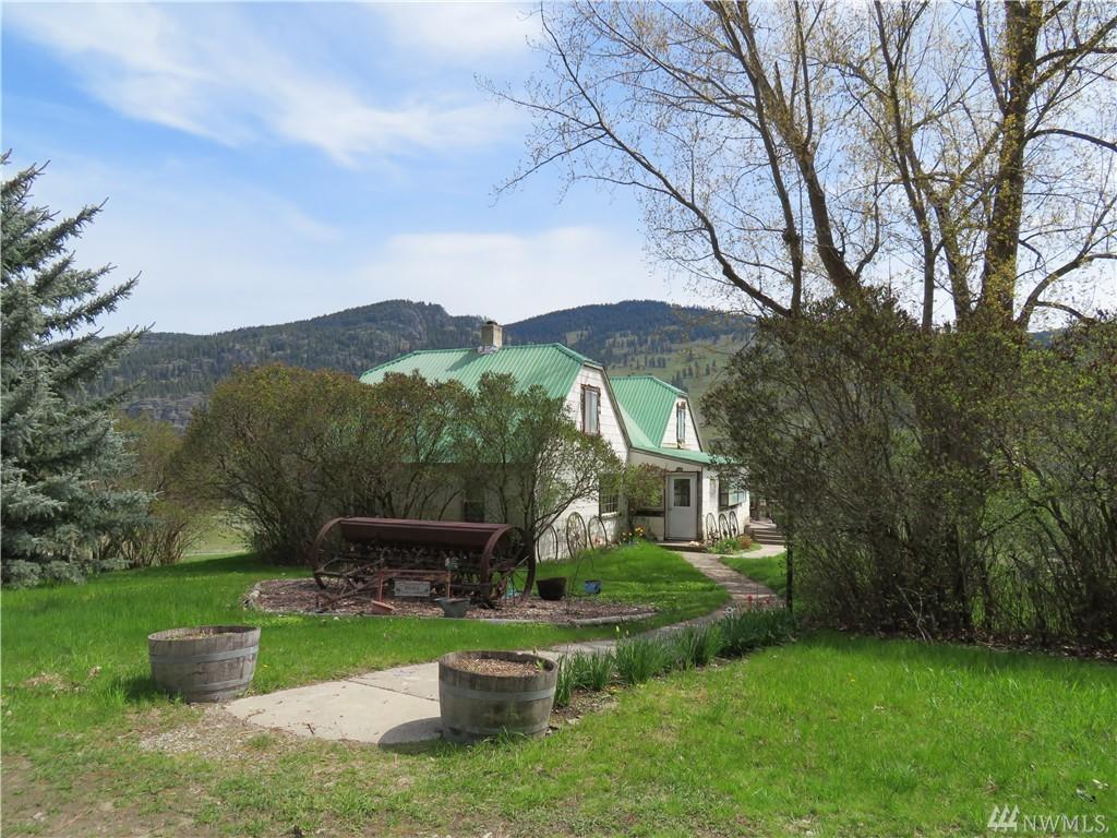 45 Bamber Creek Rd, Curlew, WA 99118