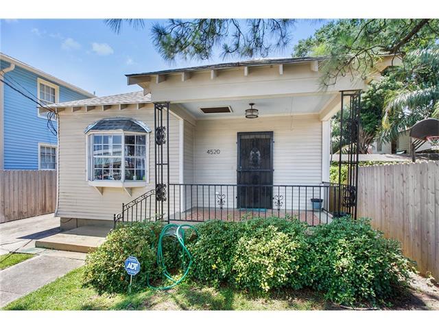 4520 EVE Street, New Orleans, LA 70125