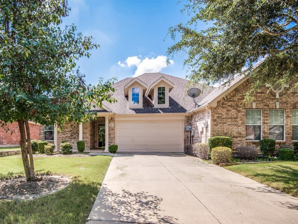 853 Scenic Ranch Circle, Fairview, TX 75069
