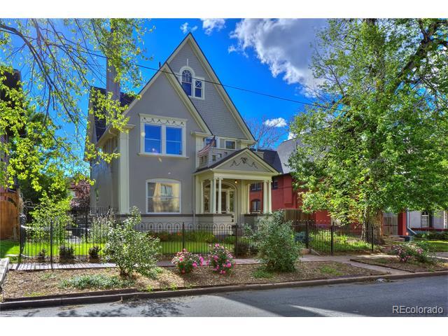 1445 N Downing Street, Denver, CO 80218