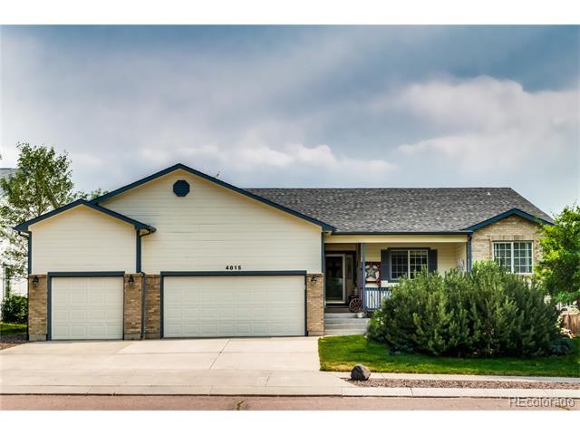 4815 Buckaroo Drive, Colorado Springs, CO 80918
