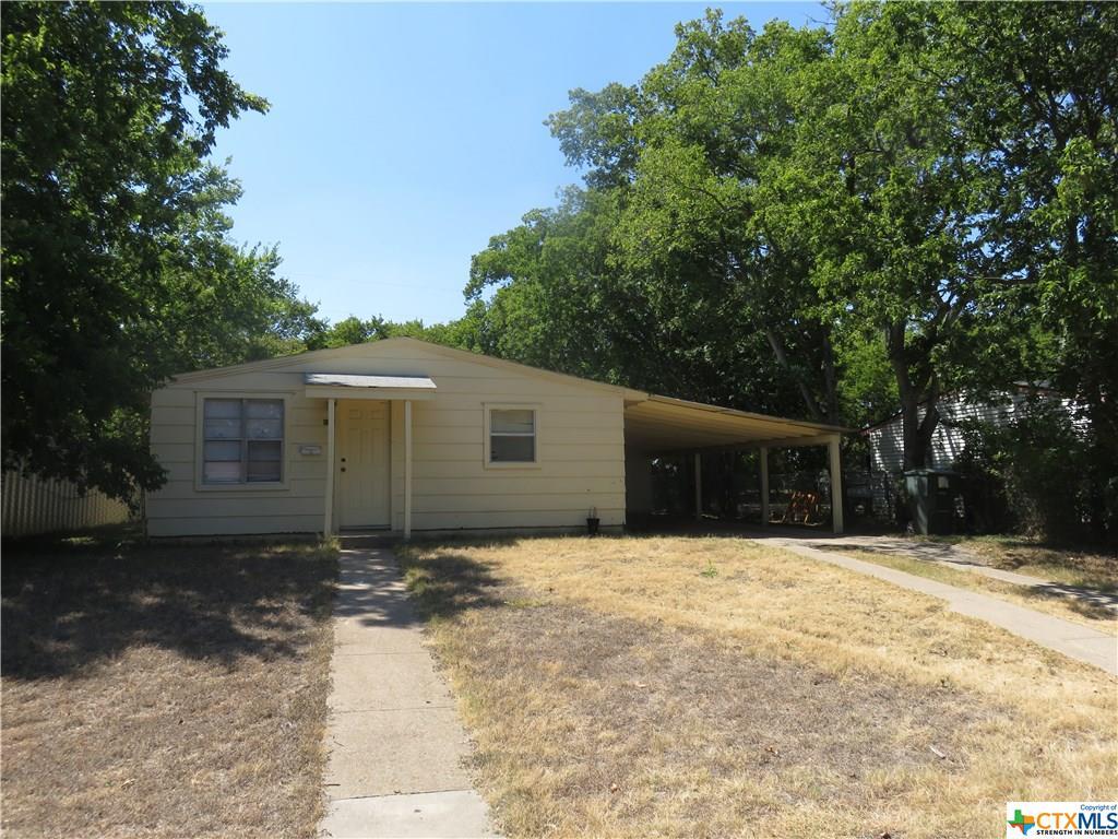 809 EVERGREEN Street, Killeen, TX 76541