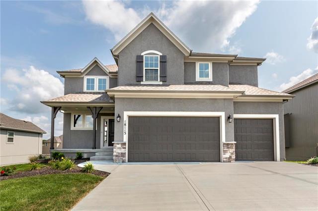 18113 W 164th Terrace, Olathe, KS 66062