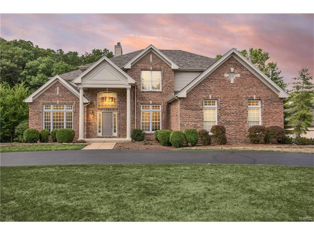 1418 Ridgetree Trails Drive, Wildwood, MO 63021